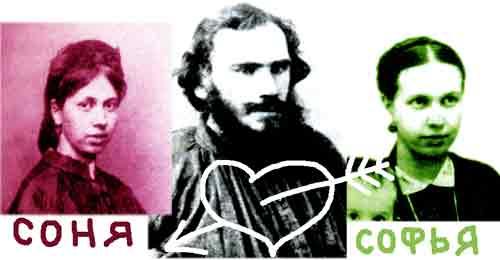Tolstoy-y-Sofia-Andreevna