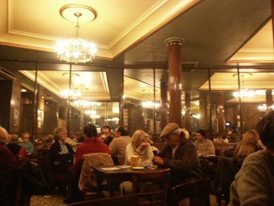 "Кафе ""Комерсьяль"" в Мадриде"