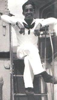 Мануэль Хесус Родейро Перейра на Испанском Флоте