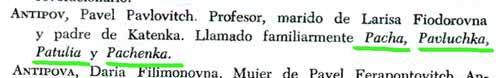 nomres-personajes-Doctor-Zhivago