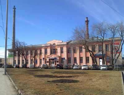 Edificio de baños públicos (1926-1927)