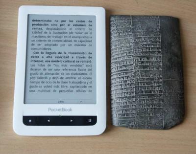 Dos formatos para leer