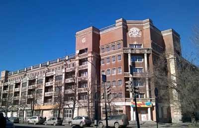 Edificio Hotel Madrid (1933-1937)